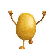 potatocartoonwitharms